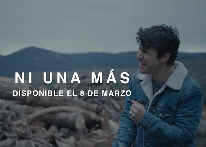Gonzalo Hermida presenta su nuevo single Ni una Más