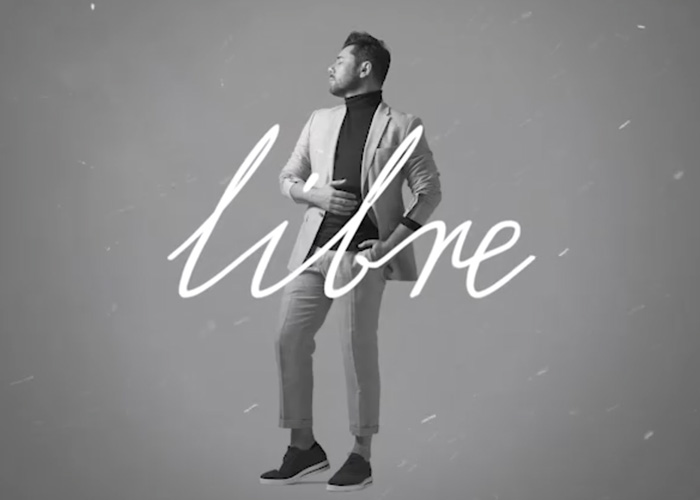 Miguel Poveda presenta el videolyric de su single Yo Quisiera Ser Muy Libre