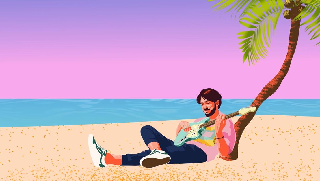 Juan Cid presenta Bahamas, su nuevo y esperado single